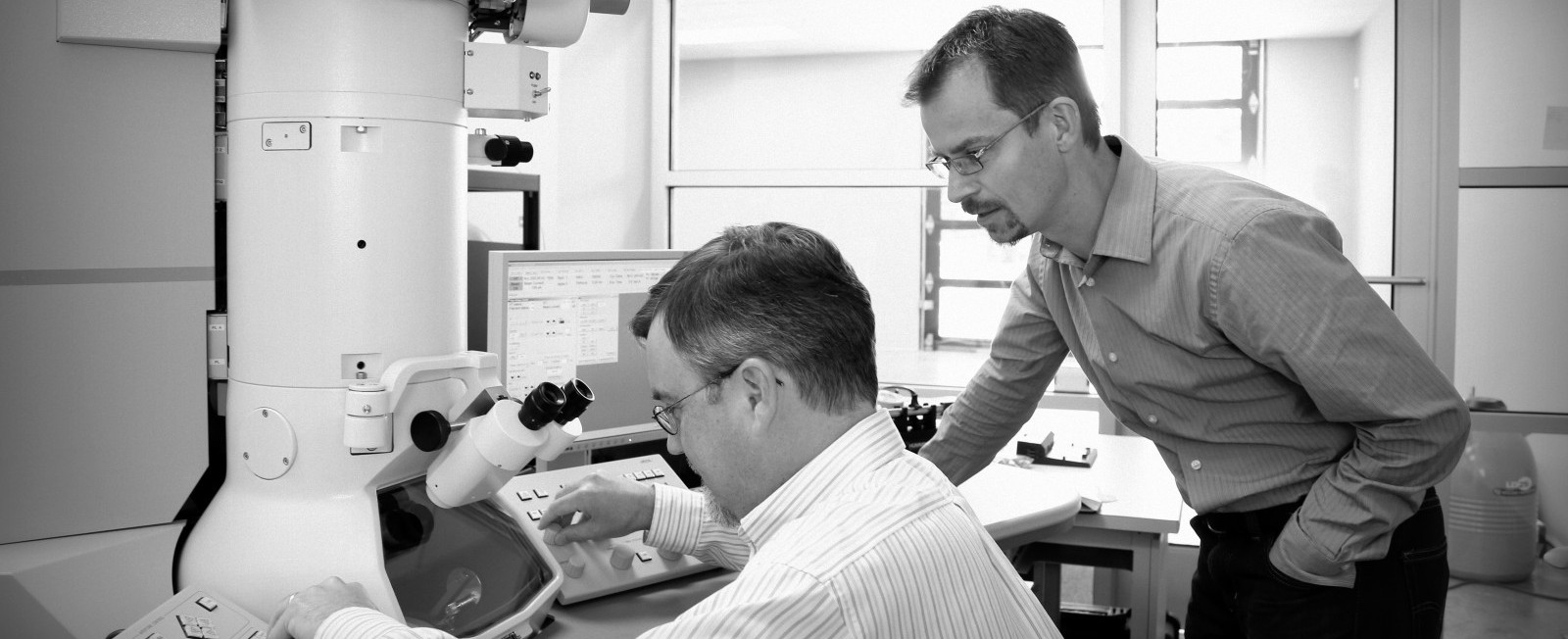 Hummingbird Scientific - Expert Scientists and Microscopists - Eric Stach and Daan Hein Alsem